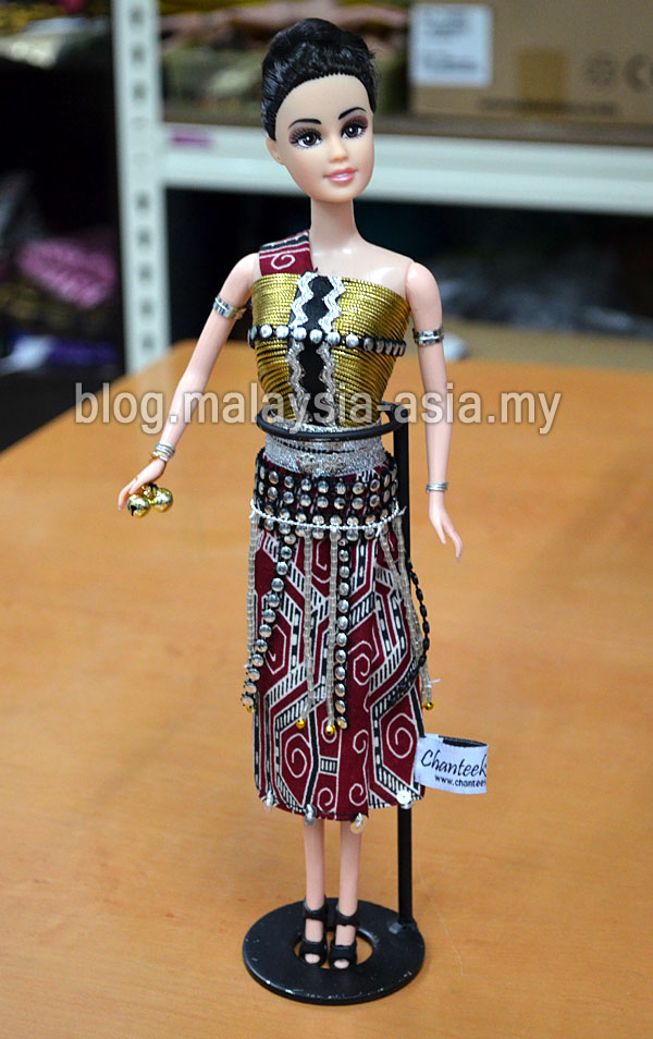 Kadazan Dusun Doll