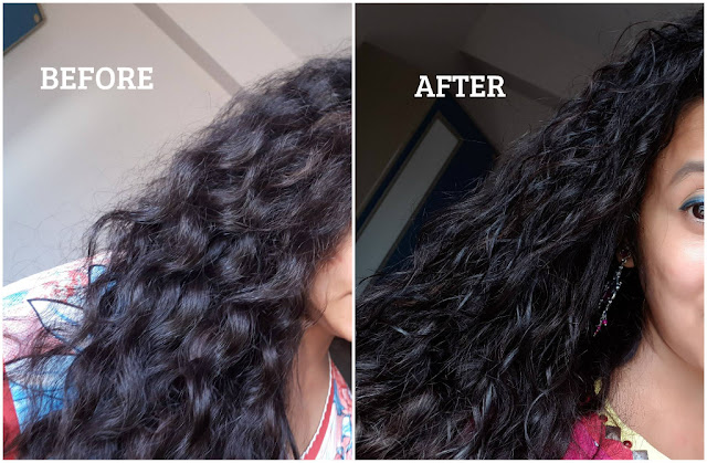 DIY: Anti Frizz and Curl Boosting Hair Spray