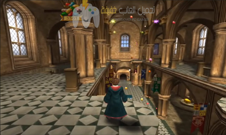 تحميل لعبة هاري بوتر 3 للكمبيوتر