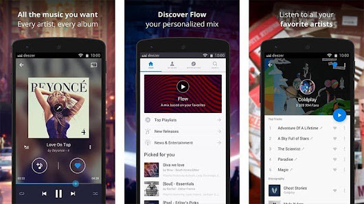 Best 6 Apps To Get Your Favorite Music on Android