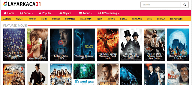 8+ Aplikasi HP Streaming Film & TV GRATIS & Popular 6