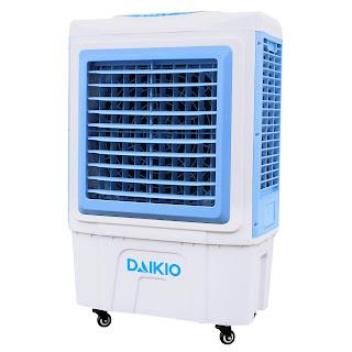 Daikio DKA-05000D ( DK-5000D) Máy làm mát 5000 m3/h có điều khiển từ xa