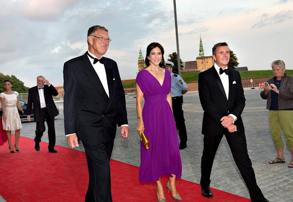 Crown Princess Mary attended the INDEX Award Ceremony 2013 in Helsingør