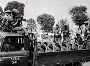 Peristiwa Pemberontakan DI/TII di Jawa Tengah dan Sulawesi Selatan