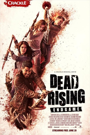 Dead Rising Endgame 2016 English 720p WEB-DL 750MB DOWNLOAD