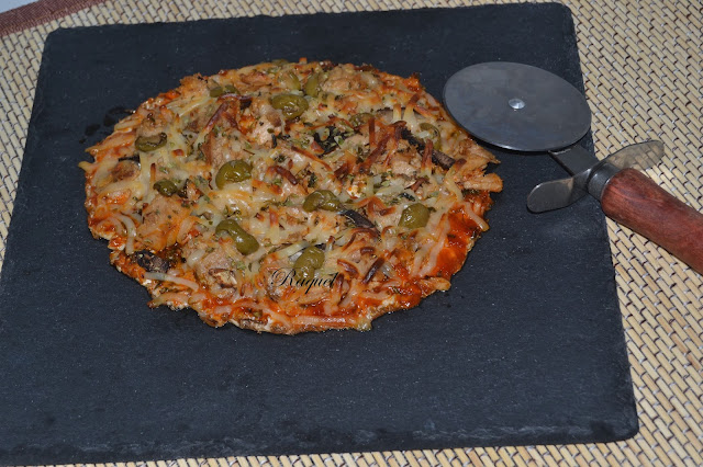 Pizza De Apagallums