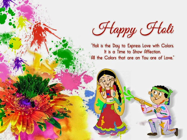Happy Holi Wallpapers for whats app