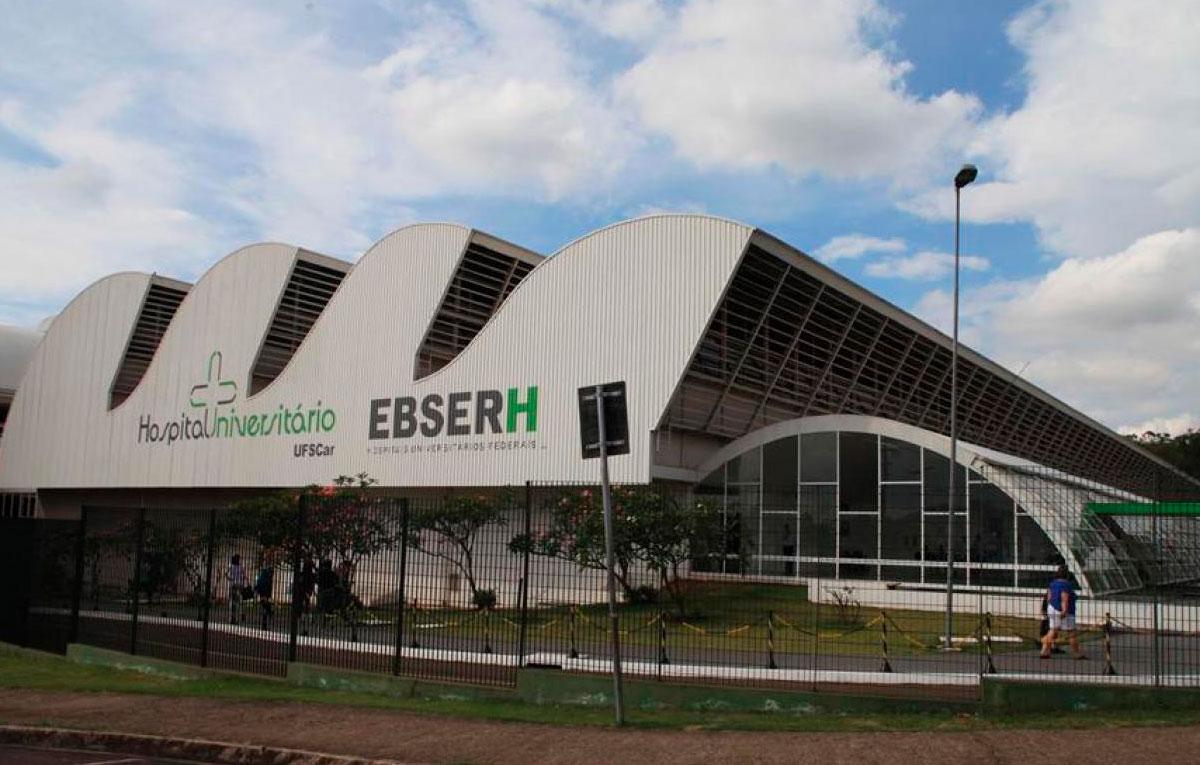 Concurso público oferece 64 vagas no Hospital da UFSCar em São Carlos, SP