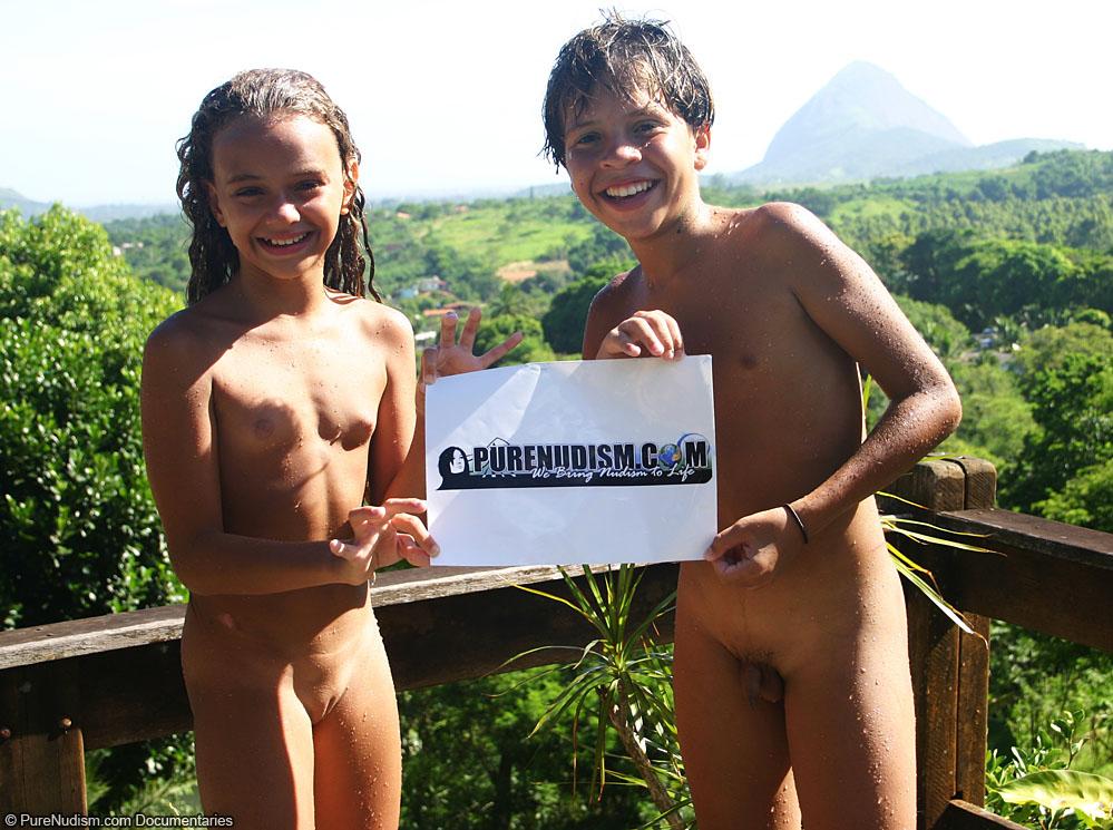 Naturist family brazil nudists