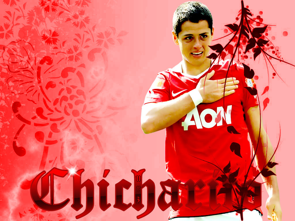 """Famous People In The World: Javier """"Chicharito"""" Hernandez"""
