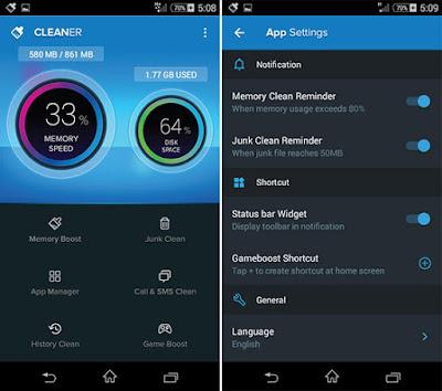 Cleaner丨Pembersih Pro Apk terbaru