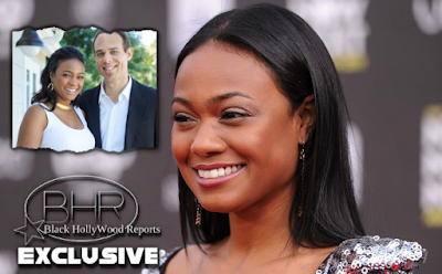 Tatyana Ali And Her Husband Dr.Vaughn Rasberry Welcome A Healthy Baby Boy Into The World