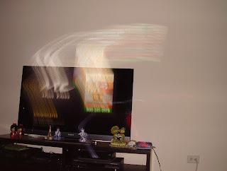 anomalous bending of light