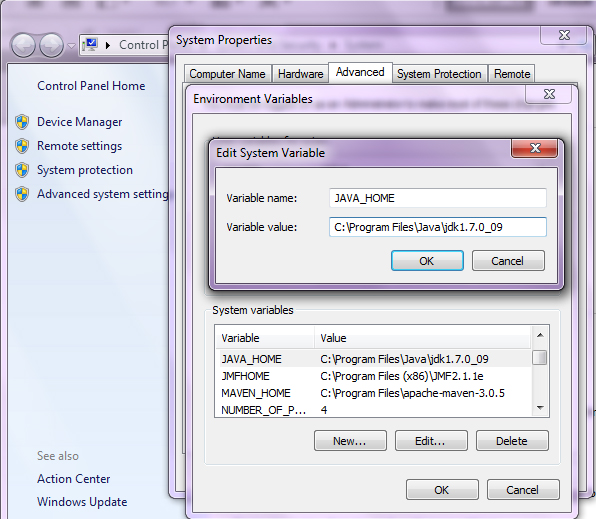 Installing Maven 3 0,5 on Windows 7 | සුජාන් ගේ