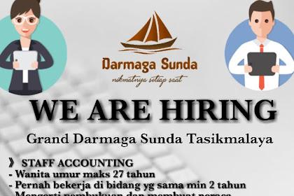 Lowongan Kerja Tasikmalaya Darmaga Sunda