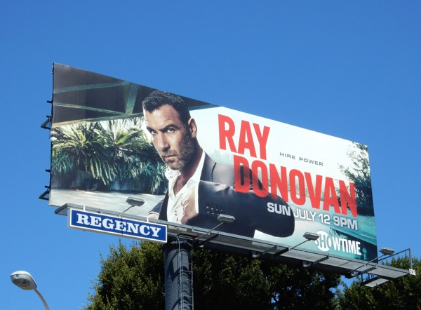 Ray Donovan series 3 billboard