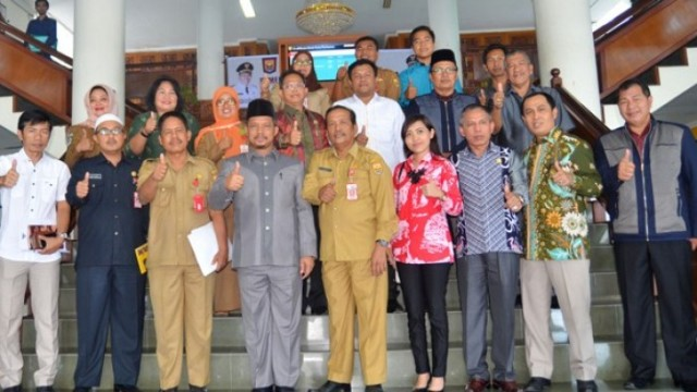 Tim Pansus DPRD Kabupaten Kutai Timur Studi Banding ke Kota Pariaman