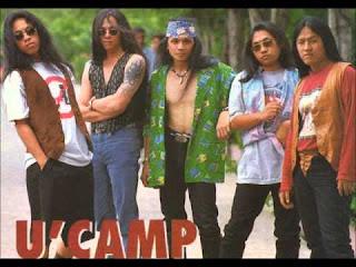 kunci gitar senyumu u'camp chord lirik lagu