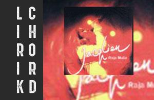 lirik chord lagu jacqlien - celosse album raja mulia