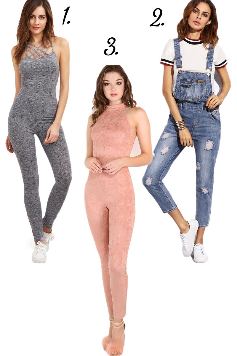 Przegląd ubrań na wiosnę | Wishlist Shein