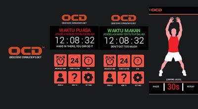 Diet OCD Ala Deddy Corbuzier