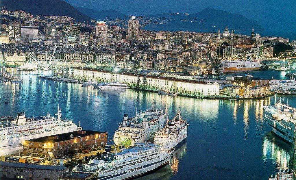 Muitas vezes Descobrir Genova com a ICLIGO ME59