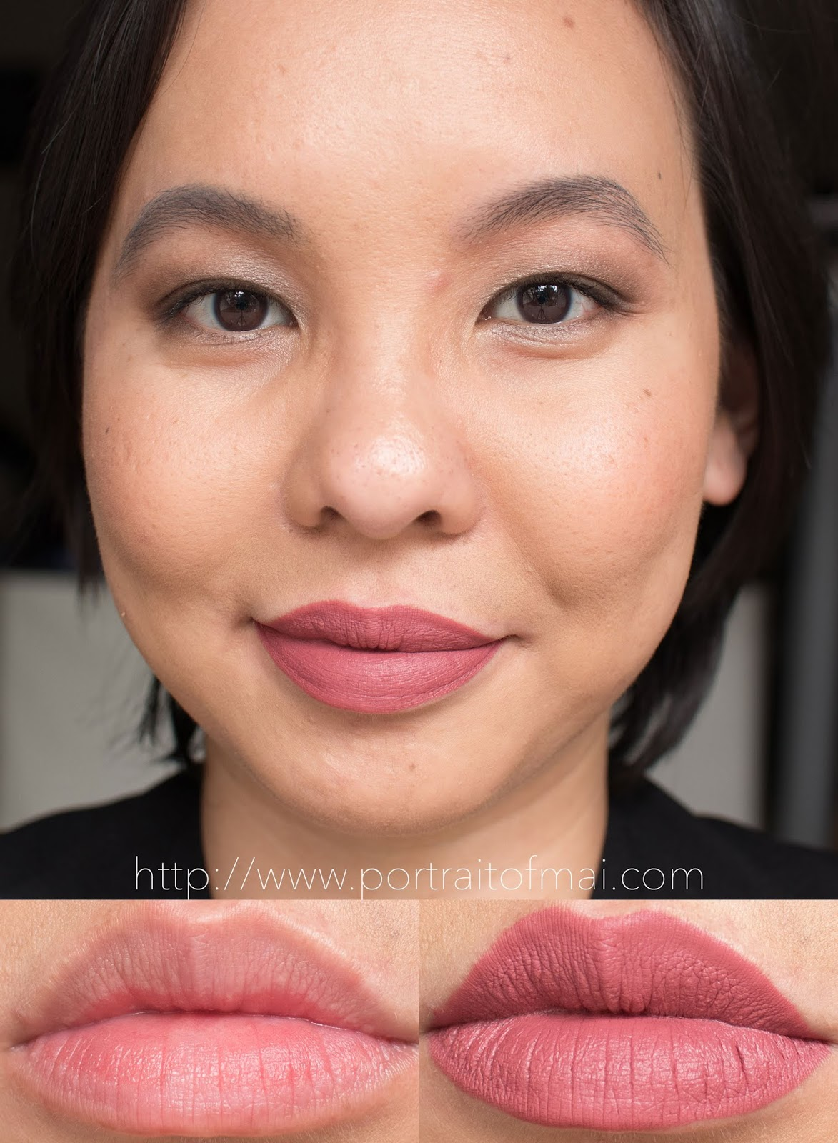 Colourpop Lux Lipstick in Little League Swatch