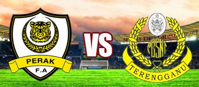 Perak Vs Terengganu Piala Malaysia 27 Ogos 2014
