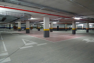 Parking vigilado las 24 horas en Zaragoza