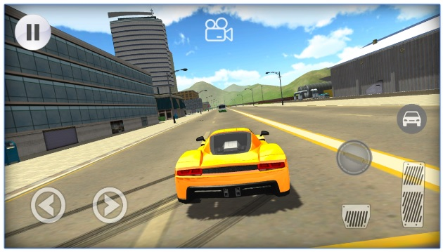 Game Racing Android Terbaru