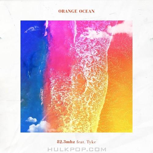 82.3mhz – O.O (Orange Ocean) – Single