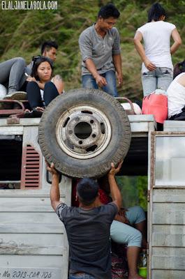 Kalinga Tabuk Tinglayan Mabilong Lubuagan Butbut Buscalan Loccong