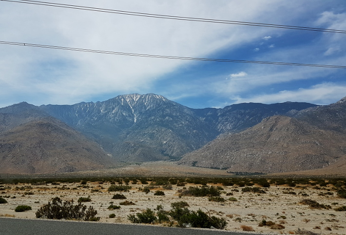Travel: California diaries - Palm Springs