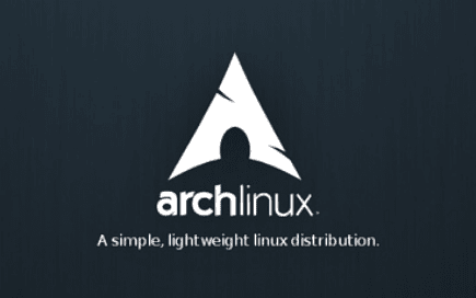 The Arch Linux Logo