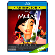 Mulan (1998) BRRip 720p Audio Dual Latino-Ingles