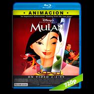 Mulan (1998) BRRip 720p Audio Dual Latino-Ingles