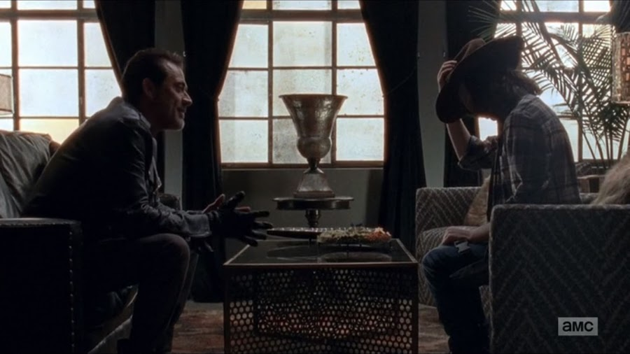 """THE WALKING DEAD: 7x07 """"Sing me a Song"""""""