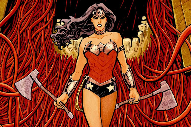Wonder Woman Azzarello y Chiang