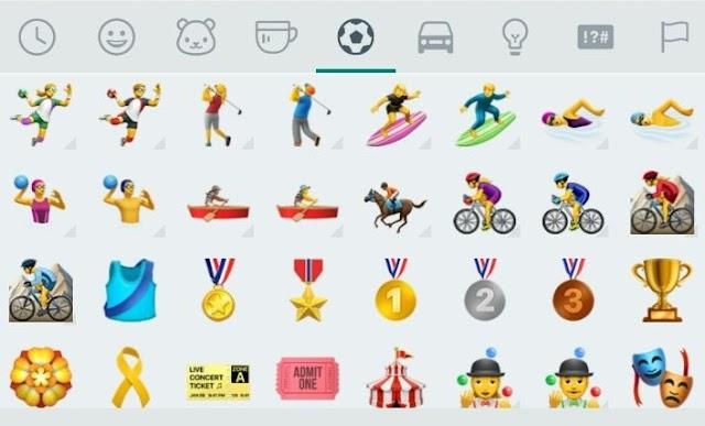 WhatsApp presenta nuevos emojis para Android