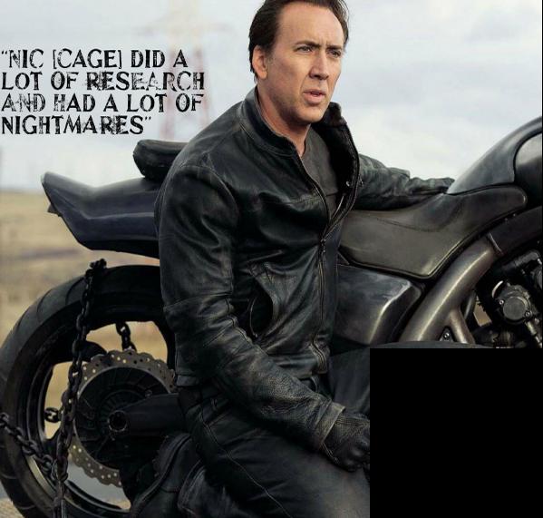Ghost Rider Quotes About Life And Death: Filme De Quadrinhos: Diretor Fala Sobre Motoqueiro Fantasma 2