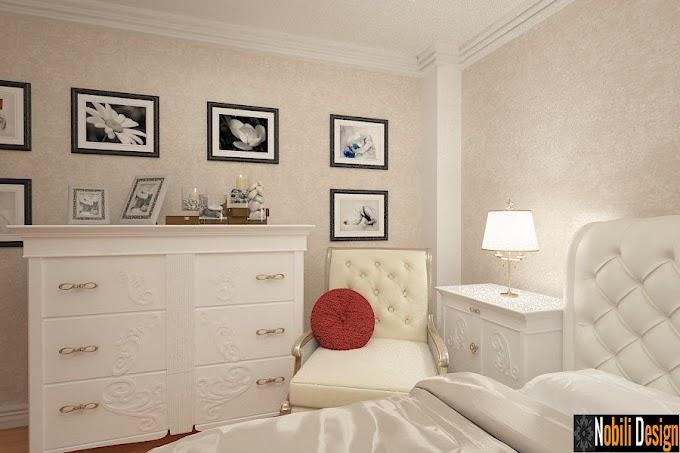 Design interior clasic vila in Constanta - Amenajari interioare case clasice