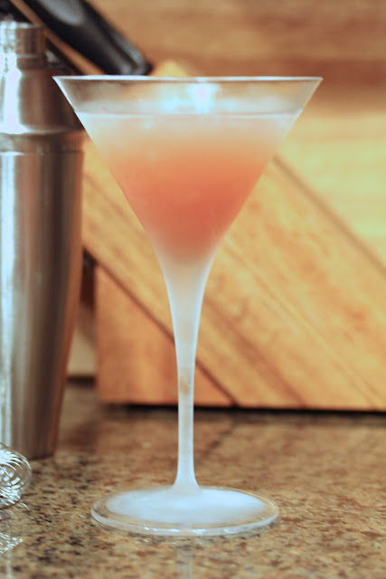 The Sugar Plum cocktail