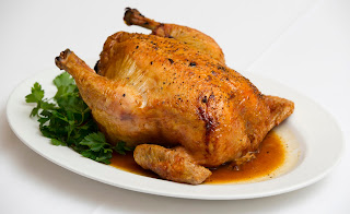 Chicken pakaane aur khaane ka healthy tarika.