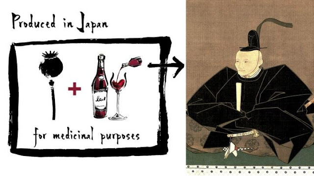 400-year-old documents reveal evidence of Japanese opium production and winemaking