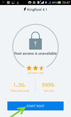 Root Access Is Unavailable.