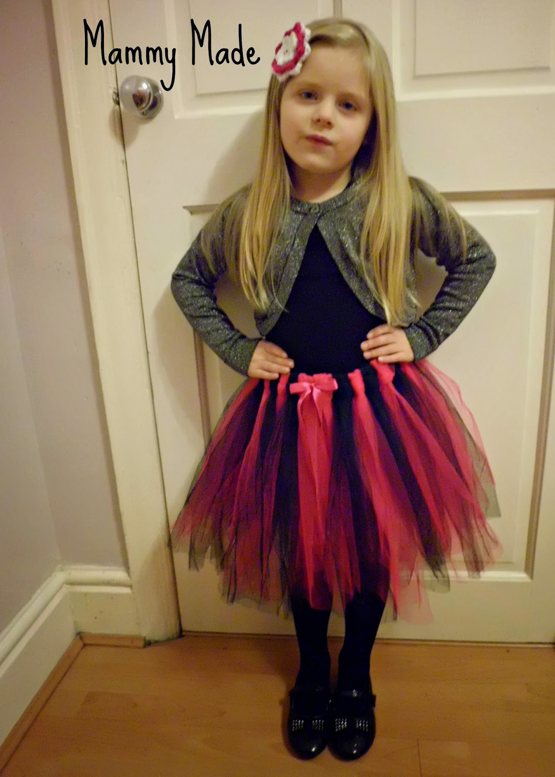 Little Girls Nails And Girls On Pinterest: Mammy Made: Little Girl Tutu