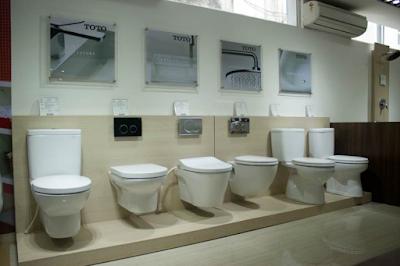 Nhà bán hàng thiết bị vệ sinh TOTO cùng showroom chính hãng 2018