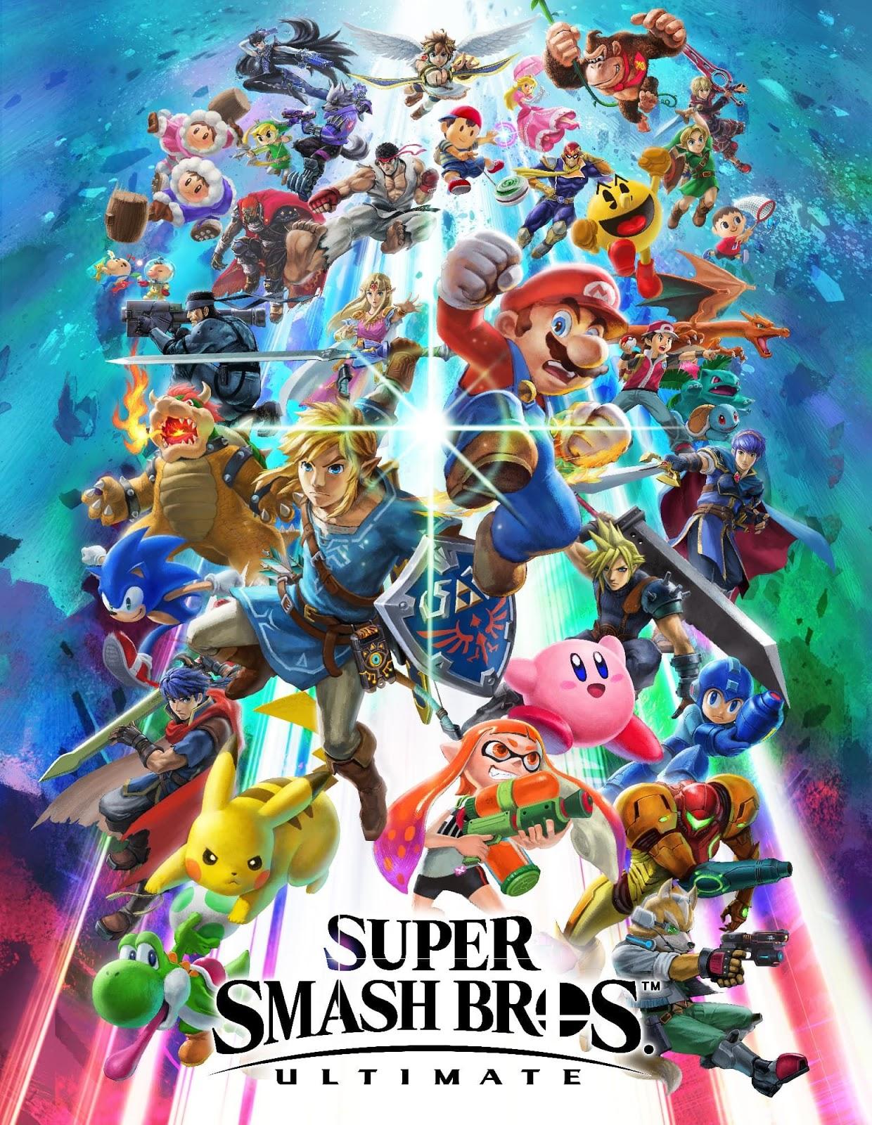 Using Previous Smash Games To Predict The Smash Bros Ultimate
