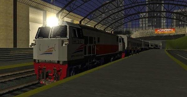 Lokomotif Cc 206 13 14 Gtaind Mod Gta Indonesia