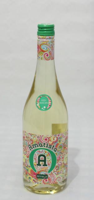 Amatista vino blanco